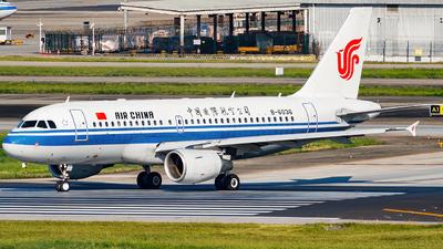 B-6036 - Airbus A319-115 - Air China