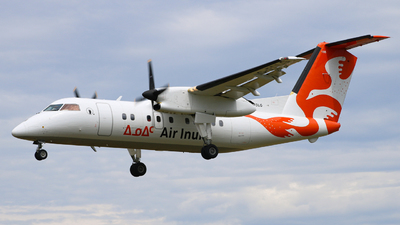 C-FDLG - Bombardier Dash 8-102 - Air Inuit