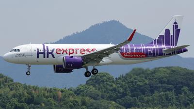B-LCP - Airbus A320-271N - Hong Kong Express