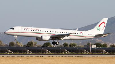 A picture of CNRGQ - Embraer E190AR - Royal Air Maroc - © Chabada György