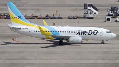 JA08AN - Boeing 737-781 - Air Do (Hokkaido International Airlines)