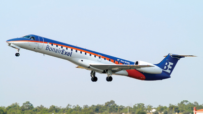 PH-RXB - Embraer ERJ-145MP - BonairExel