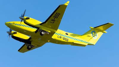 LN-BSG - Beechcraft B200GT Super King Air - Babcock Scandinavian AirAmbulance