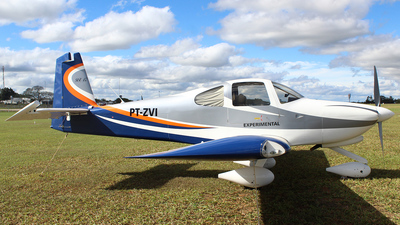 PT-ZVI - Vans RV-10 - Private
