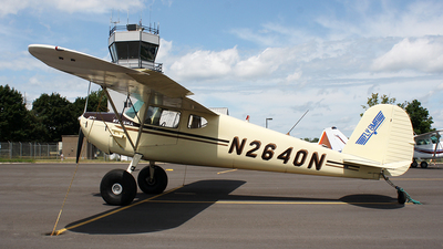 N2640N - Cessna 140 - Private