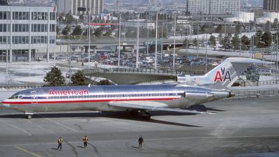 N6814 - Boeing 727-223 - American Airlines