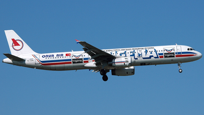 TC-OAL - Airbus A321-231 - Onur Air