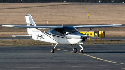 SP-SMD - Tecnam P2008JC MkII - Smart Aviation (Poland)