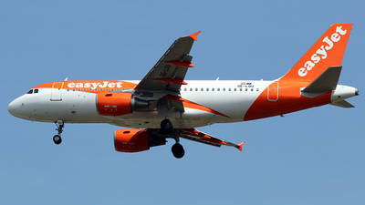 OE-LQU - Airbus A319-111 - easyJet Europe