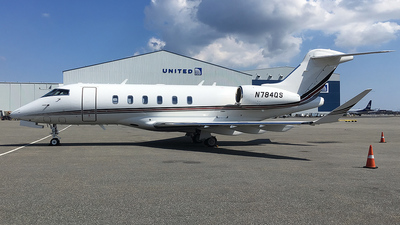 N784QS - Bombardier BD-100-1A10 Challenger 350 - NetJets Aviation