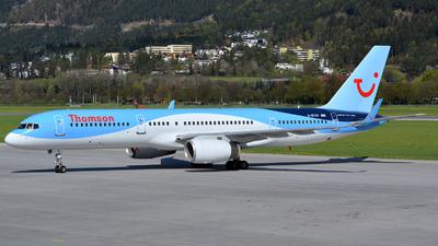 G-BYAY - Boeing 757-204 - Thomson Airways