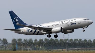 YR-BGF - Boeing 737-78J - Tarom - Romanian Air Transport