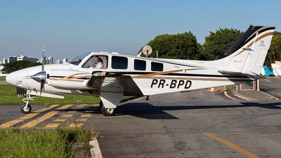 A picture of PRBPD - Beech 58 Baron - [TH2034] - © Ariadne Barroso