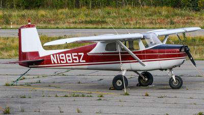 N1985Z - Cessna 150C - Private