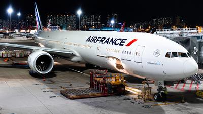 F-GSQC - Boeing 777-328ER - Air France