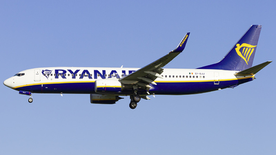EI-GJJ - Boeing 737-8AS - Ryanair