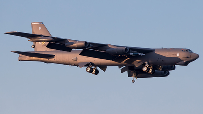 61-0016 - Boeing B-52H Stratofortress - United States - US Air Force (USAF)