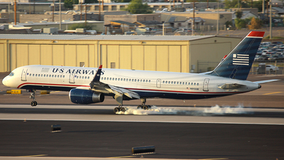 N910AW - Boeing 757-2G7 - US Airways
