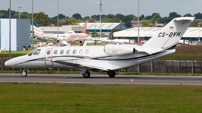 CS-DVH - Cessna 525B CitationJet 3 - Valair Private Jets