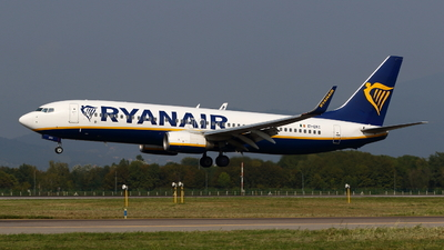 EI-EKC - Boeing 737-8AS - Ryanair