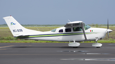 XC-GOB - Cessna U206G Stationair 6 - Mexico - Tamaulipas State Government