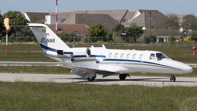 EC-NAR - Cessna 525 Citation CJ2 - Private