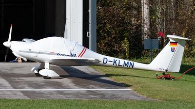 D-KLMN - Hoffmann HK-36R Super Dimona - Private