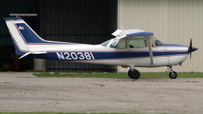 N20381 - Cessna 172M Skyhawk - Private