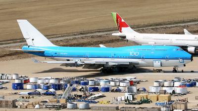 A picture of PHBFH - Boeing 747406(M) - [24518] - © Javier Rodriguez - Amics de Son Sant Joan