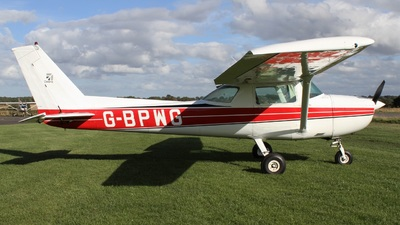 A picture of GBPWG - Cessna 150M - [15076707] - © Ian Johnson