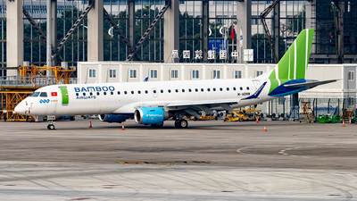 M-ABNW - Embraer 190-100LR - Bamboo Airways