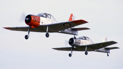 VH-HOY - CAC CA-25 Winjeel - Private