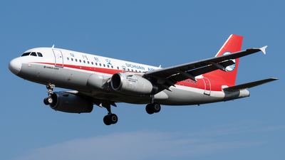 A picture of B6448 - Airbus A319133 - Sichuan Airlines - © cc12214