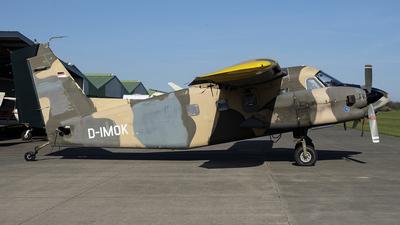 D-IMOK - Dornier Do-28G92 Skyservant - Private