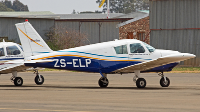 ZS-ELP - Piper PA-28-180 Cherokee - Westline Aviation