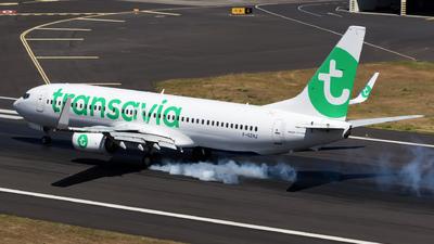 F-GZHJ - Boeing 737-86J - Transavia France
