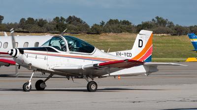 VH-YCD - Pacific Aerospace CT-4B Airtrainer - Pacific Flight Services