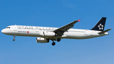 TC-JRL - Airbus A321-231 - Turkish Airlines