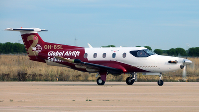 OH-BSL - Pilatus PC-12/47E - Global Airlift Solutions