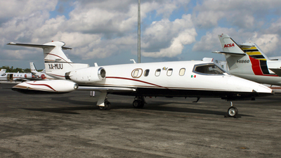 XA-MUU - Gates Learjet 25 - Private