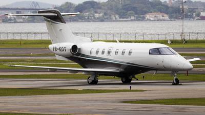 PR-KOT - Pilatus PC-24 - Private
