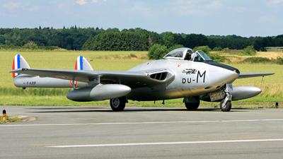 F-AZOP - De Havilland Vampire FB.6 - Private