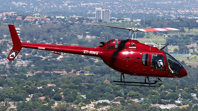 ZT-RWG - Bell 505 Jet Ranger X - MCC Aviation