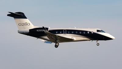 N291GA - Gulfstream G280 - Gulfstream Aerospace