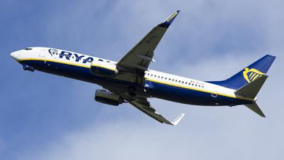 A picture of EIFIL - Boeing 7378AS - [44702] - © Arek Sieracki