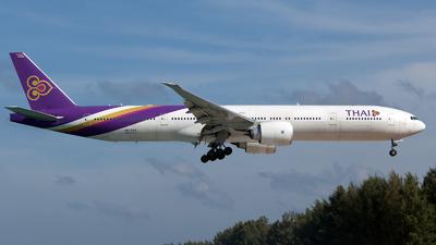HS-TKV - Boeing 777-3D7(ER) - Thai Airways International