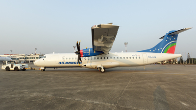 S2-AKK - ATR 72-212A(600) - US-Bangla Airlines