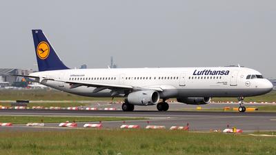 D-AISV - Airbus A321-231 - Lufthansa