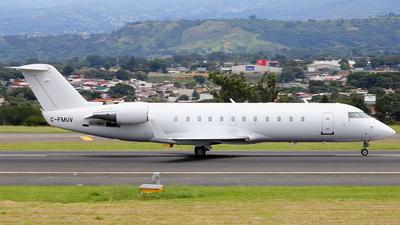 C-FMUV - Bombardier CRJ-200ER - Voyageur Airways