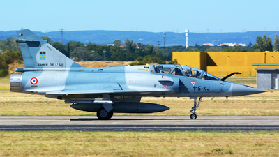 523 - Dassault Mirage 2000B - France - Air Force